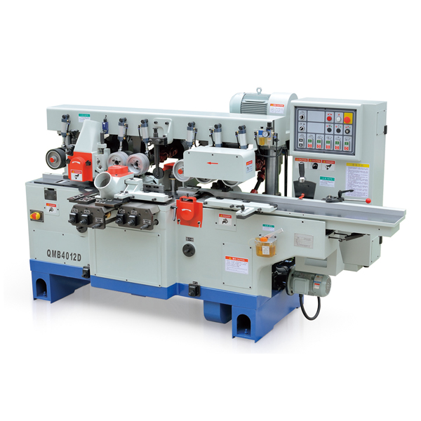 Industrial Woodworking Four Side Planer QMB4012D