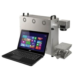 Portable Fiber Laser Marking Machine   LTK-FMP10