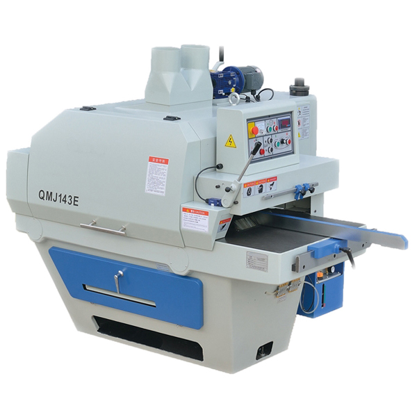 <b>High Precision Heavy Duty Automatic Multi-Blade Rip Saw QMJ143E</b>