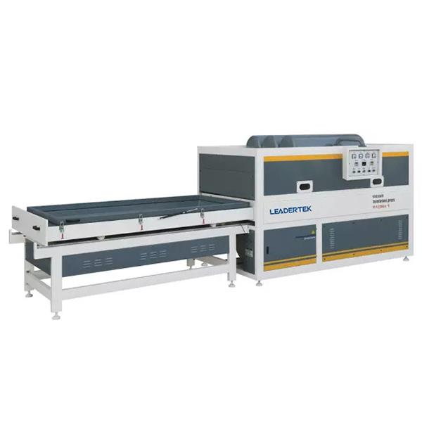 Manual / Automatic Vacuum Membrane Press WV2300A-1 / WV2300A-1Z
