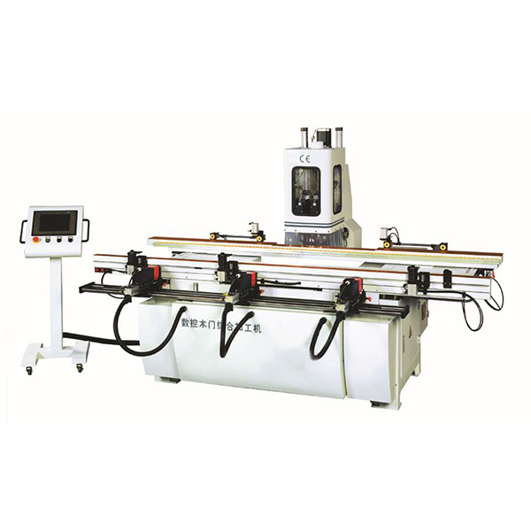 CNC Wooden Door Integrative Processing Machine MDK4120D