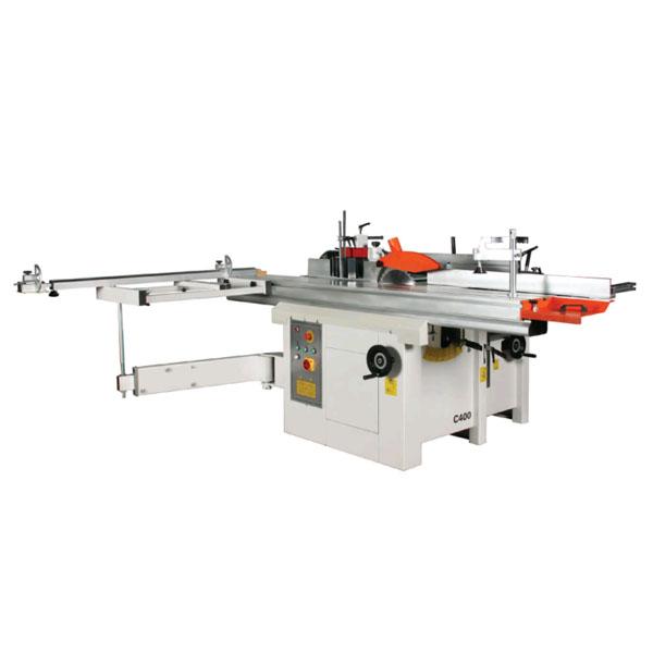 Three Functions Combined Machine   400C & 300C
