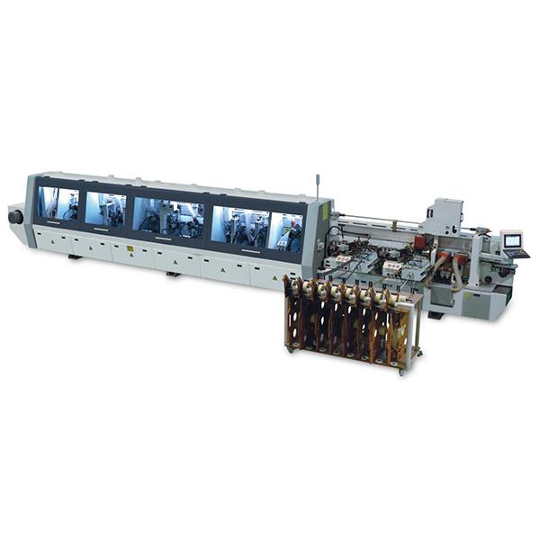 High Speed Automatic Edge Banding Machine   NB8PCHG