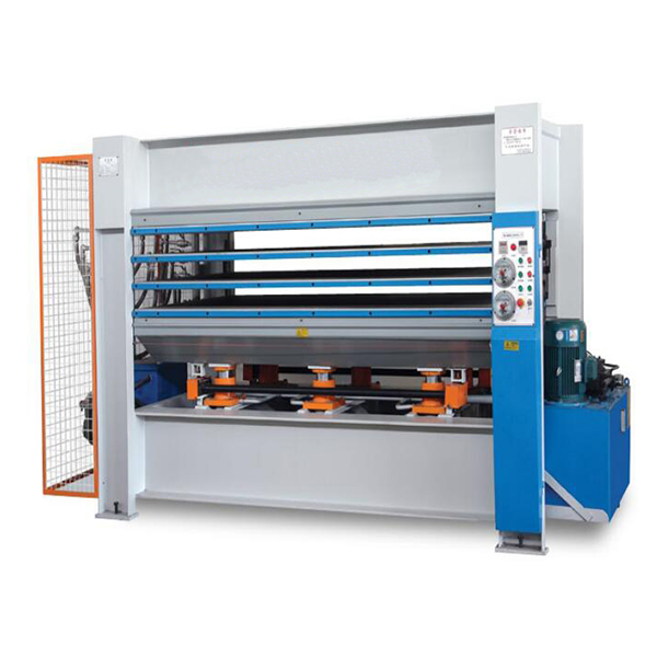 Hot Press Machine 3 Layers 120T   BY214X812(3)