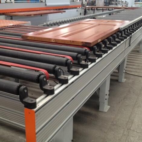 Edge Banding Machine Conveyor