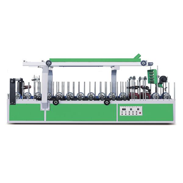 Hot Melt Board Laminator   CLF-650-1000-1300