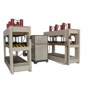 High Frequency Curved Plywood Press Machine