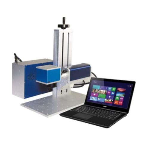 Portable Fiber Laser Marking Machine   GL-FMD10